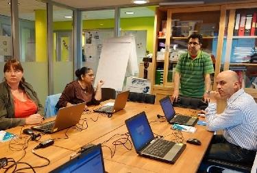 Flyer Open Office cursus , foto[2]